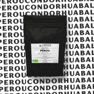 CONDOR HUABAL - PEROU