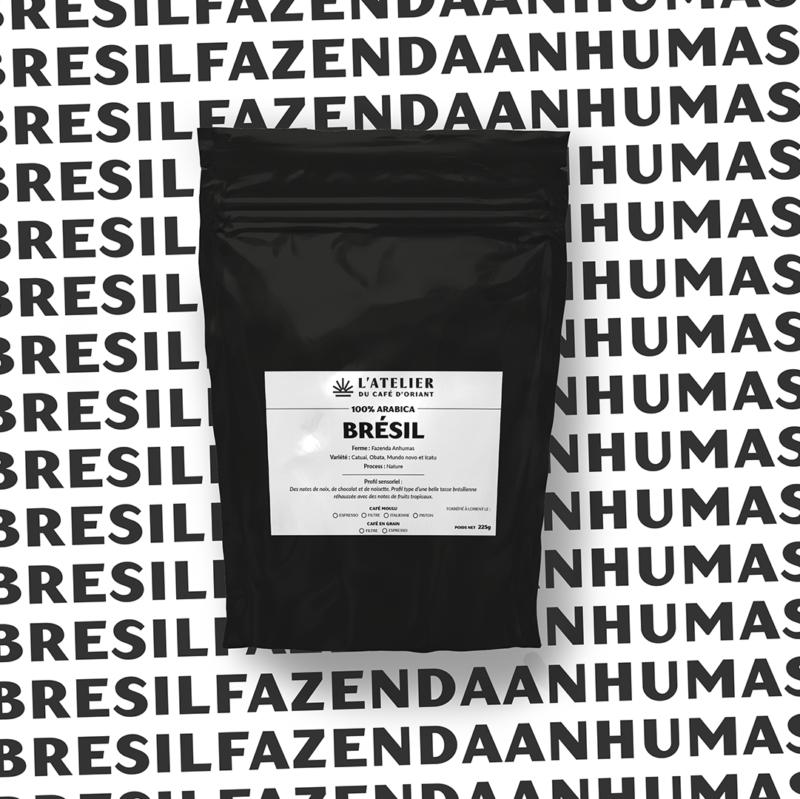 FAZENDA ANHUMAS - BRESIL