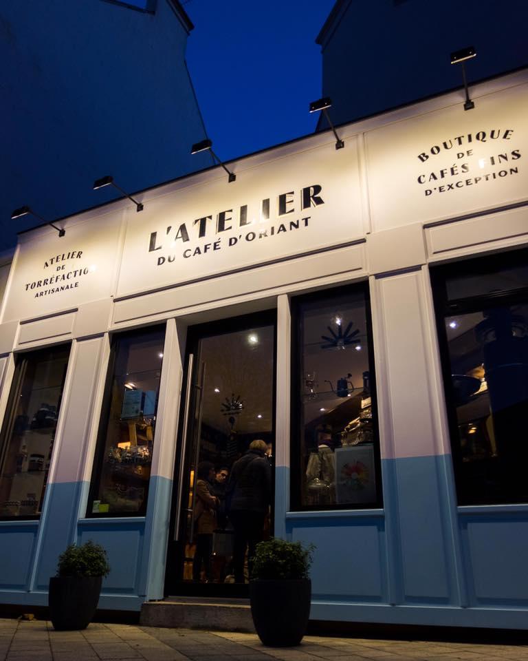 atelier cafe doriant torrefacteur lorient