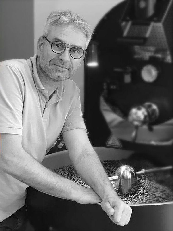 Cafe d'Oriant - Christophe Parisse - Artisan Torrefacteur a lorient