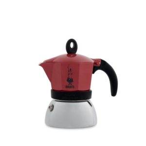 Moka Induction Rouge