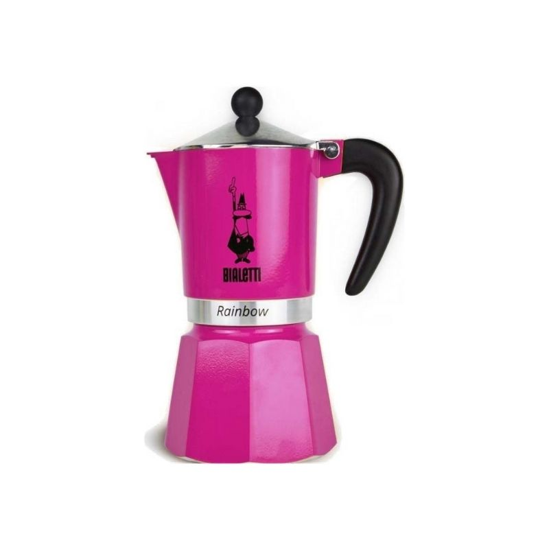 Rainbow Bialetti Rose
