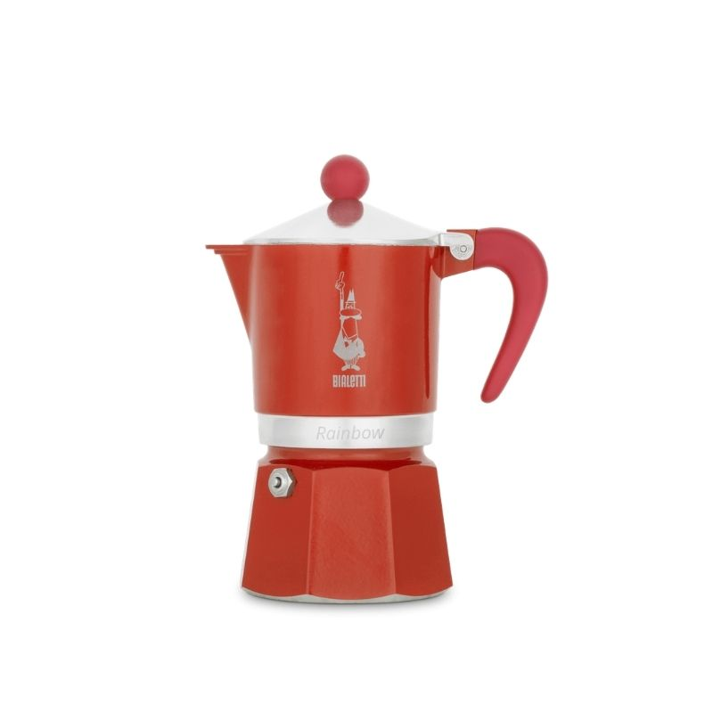 Rainbow Bialetti Rouge