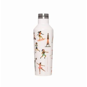 Rifle Paper Co. Canteen - Sports Girl - Corkcicle