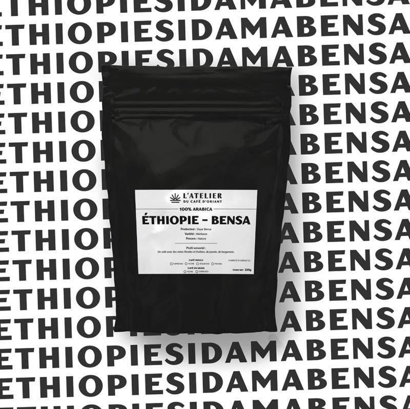 SIDAMA BENSA - ETHIOPIE