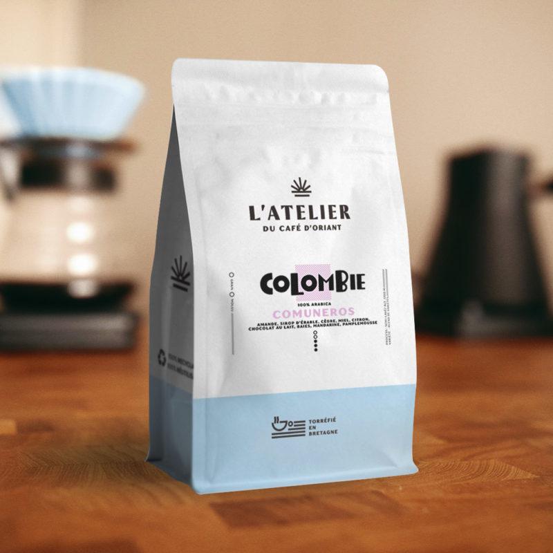 café colombie comuneros